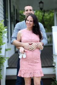 pictured: Shop The Look – Pink Lace Sleeveless Dress